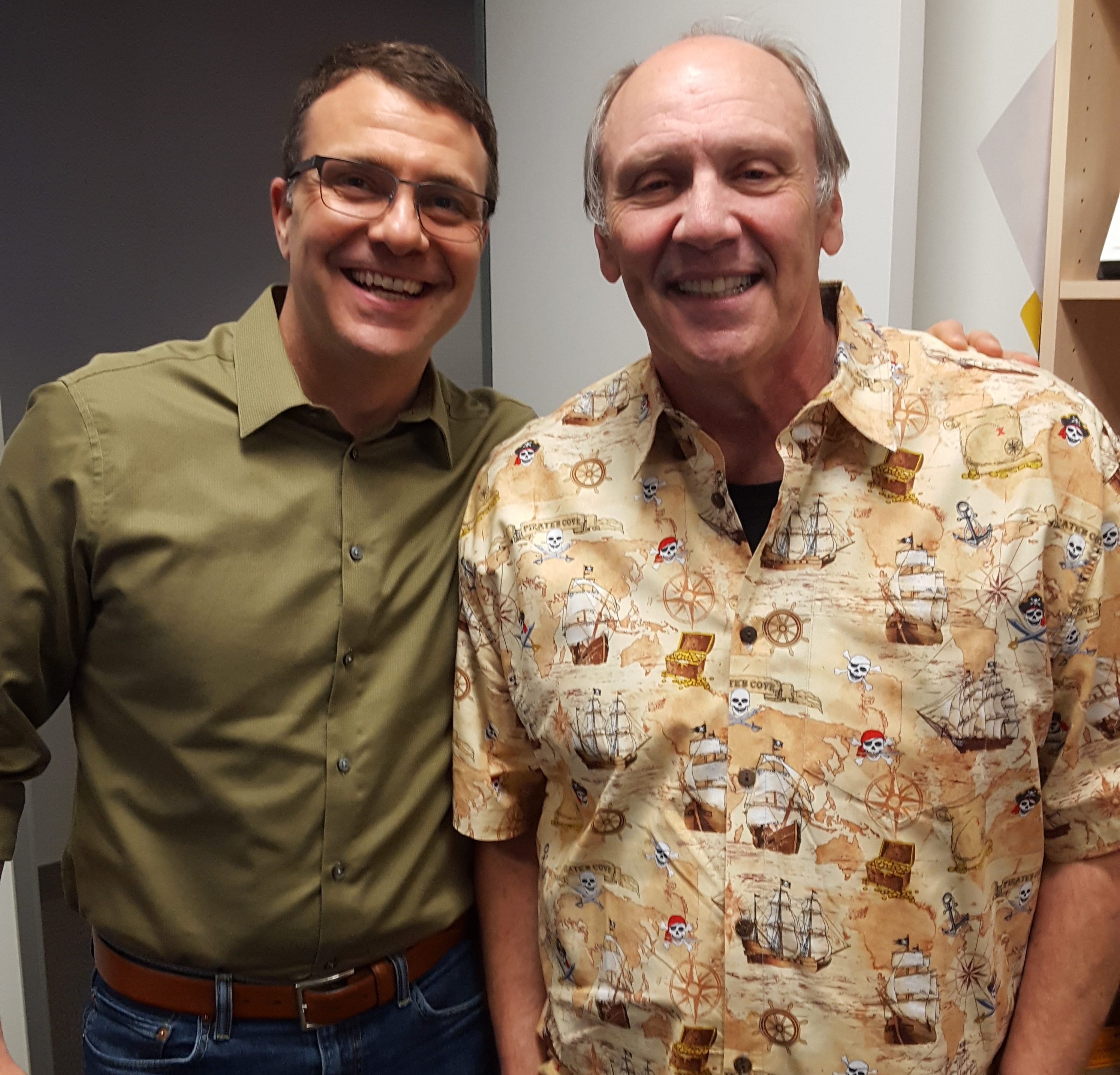 Meet the personalities podcast 002 bill handel   la radio specialist.